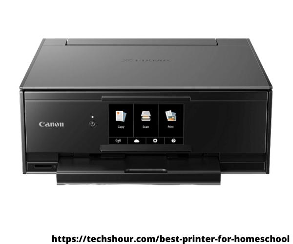 Canon Pixma TS9120 for home-printing