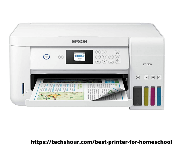 homeschool printer Epson EcoTank ET-2760