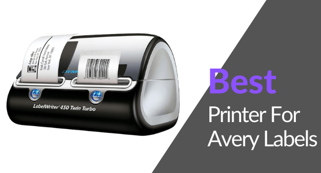 best printer for Avery labels