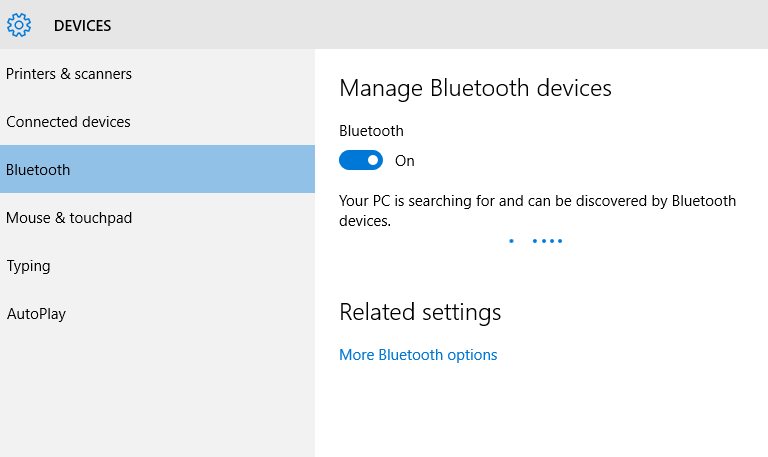How to Add a Bluetooth Printer in Windows 10