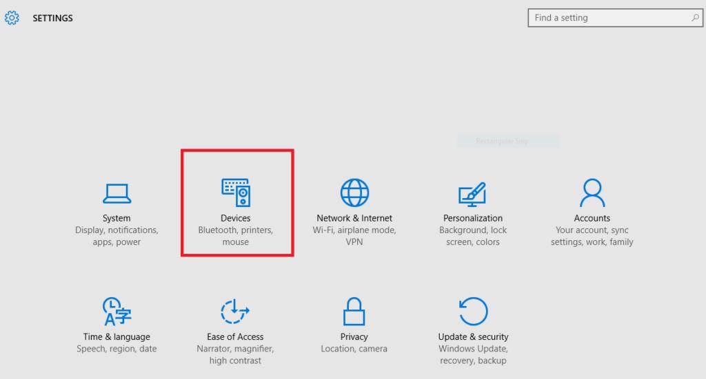 Add a Local Printer in Windows 10 via USB